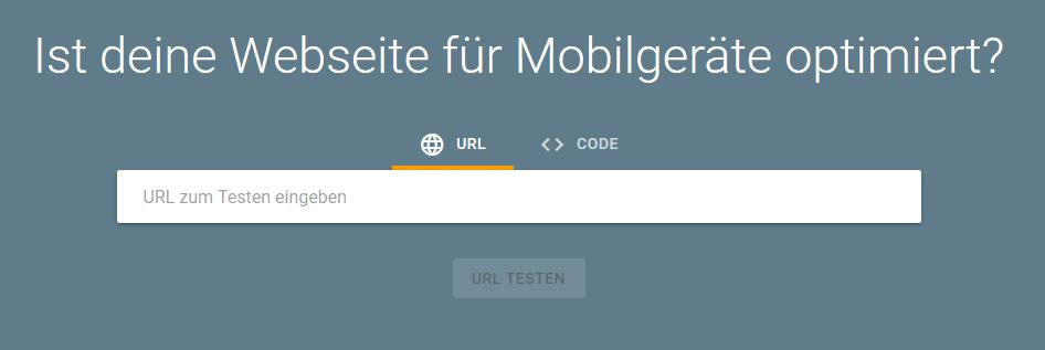 Google-Mobile-Version-Teste