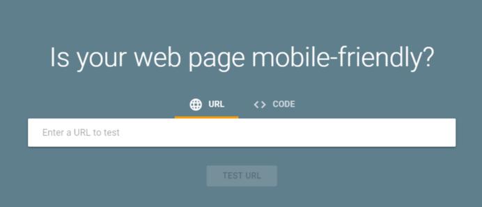 Google-Mobile-Version-Tester