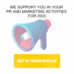 Support in PR and Marketing Activities