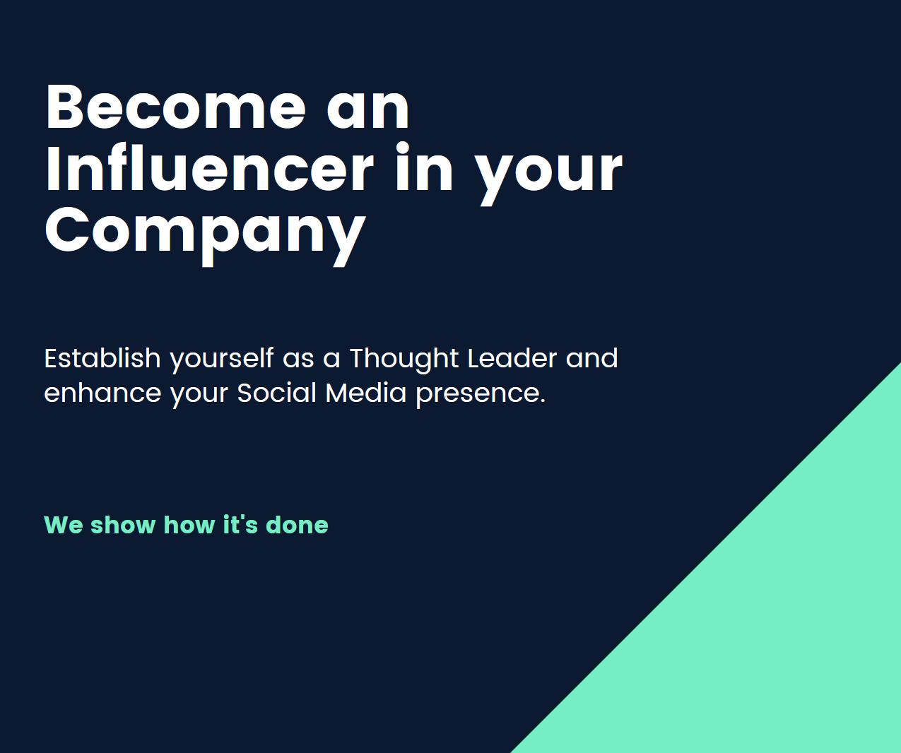 Marketing Automation Influencer