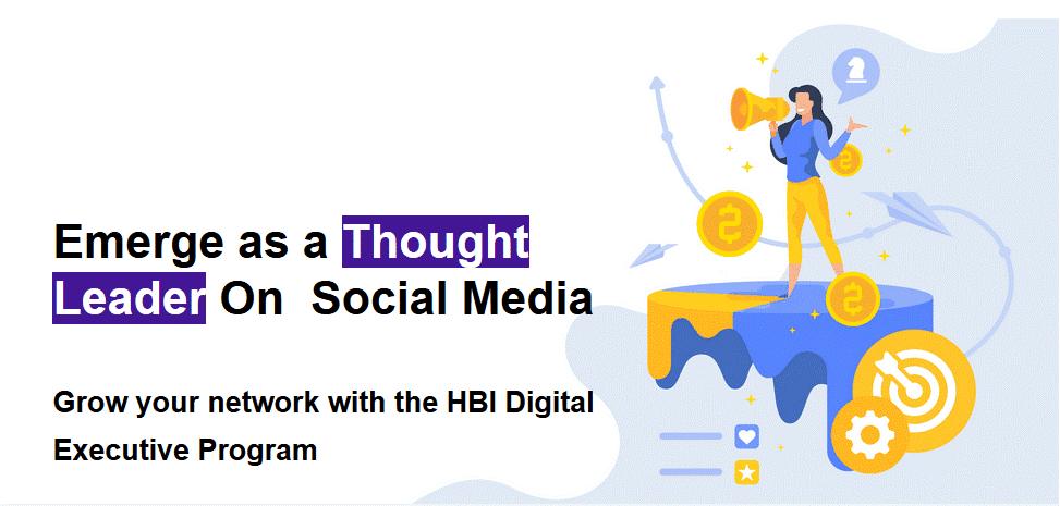 Digital Executive Program from HBI