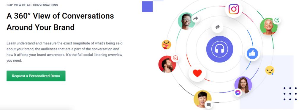 Social Bakers as Social Listening Tool