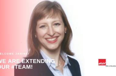We introduce our new team member Janine Lauster